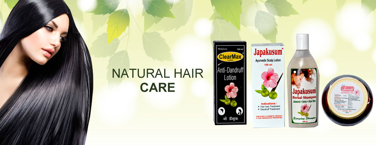 Japakusum Lotion is a Perfect Solution to Stop Hairfall