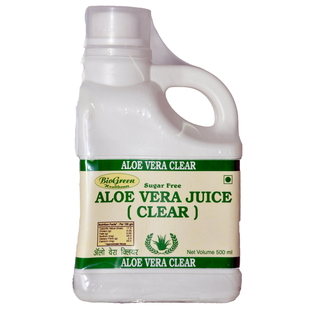 Aloe vera Clear Juice In Una