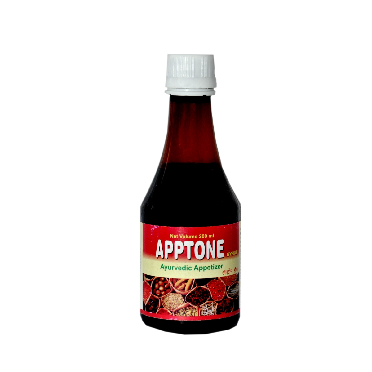 Apptone Syrup In Cuttack