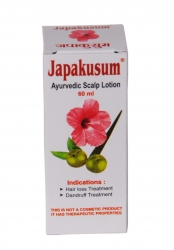 Japakusum Scalp Lotion In Saraswati Vihar